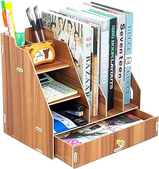 YuAn Office Storage Products Porta Documentos de Escritorio Porta ...