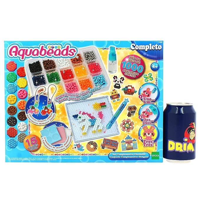 Aquabeads- Abalorios y Accesorios, (Epoch para Imaginar)