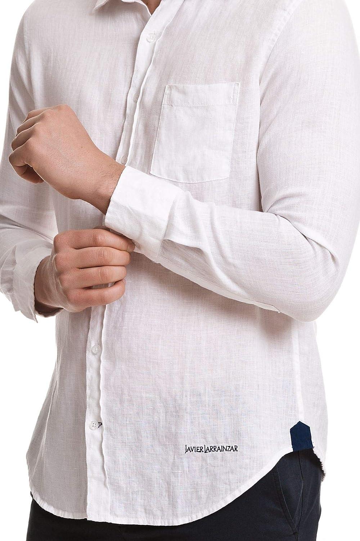Camisa Manga Larga Javier Larraizar