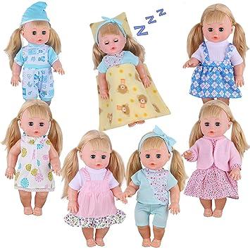 Amazon.com: Young Buds - Juego de 9 disfraces para bebé ...