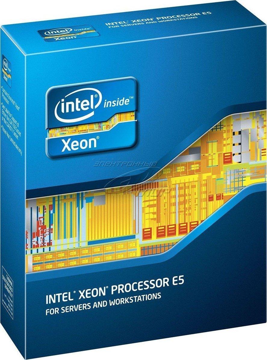 Intel E5-2687W Xeon Prozessor (3,10GHz, SKT2011-0, 20MB Cache)