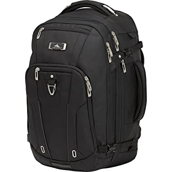 Amazon.com  High Sierra Pro Series Travel Backpack - Convertible ...