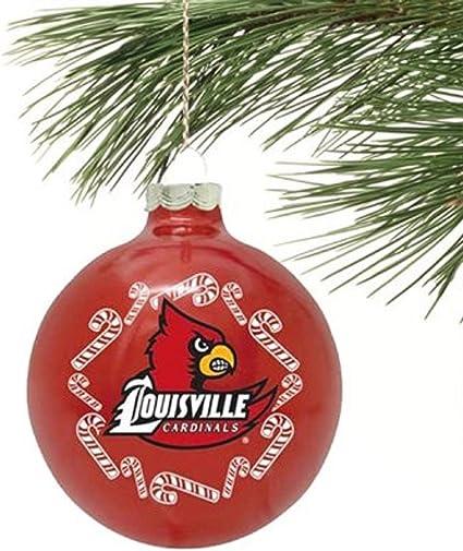 NCAA Traditional Acrylic Tree Ornament