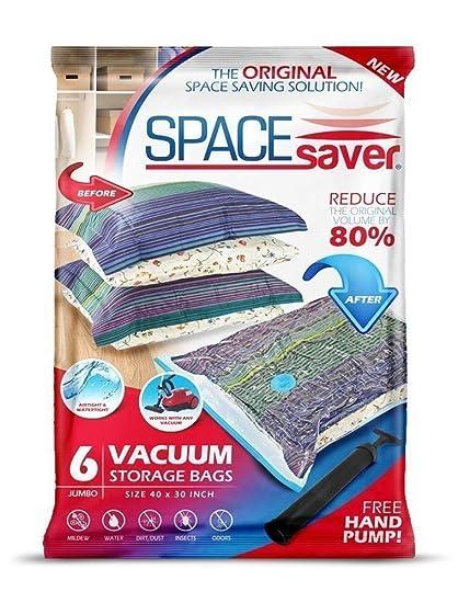 Amazon.com: Bolsas para almacenamiento ahorradoras de ...