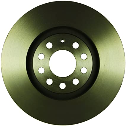 Bosch 14010019 QuietCast Premium Disc Brake Rotor For Audi: 2005-08 A4, 2005