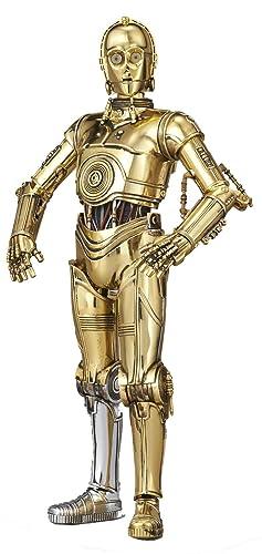 Bandai Hobby Star Wars Character Line 1 12c 3po Star Wars Action Figure White