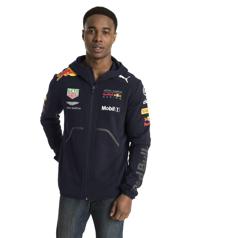 Red Bull Formula 1 Aston Martin 2018 Men S Team Blue Hooded