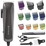 Remington Cortadora de cabello remington total grooming color kit, gris