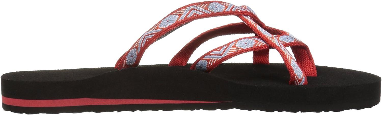 Teva Womens Olowahu Flip Flops