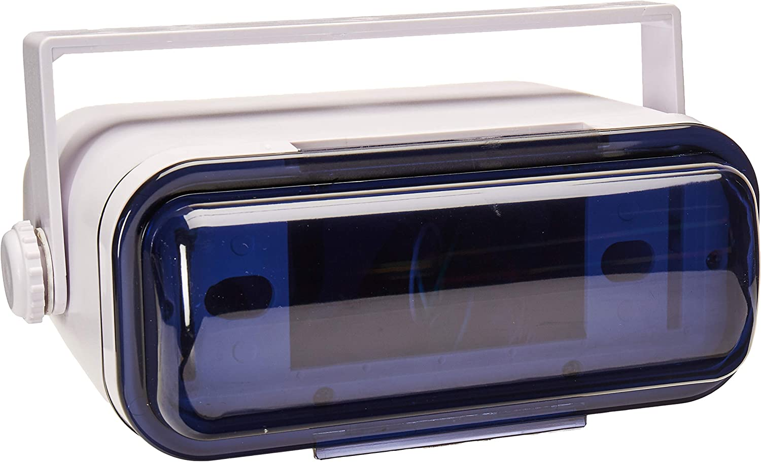 Water Resistant Boat Radio Protector Shield with Flip-up Door /& Neoprene Gasket Pyle PLMRCW3 Compatible with Dual Shaft /& DIN Style Stereos Durable Universal Marine Stereo Cover