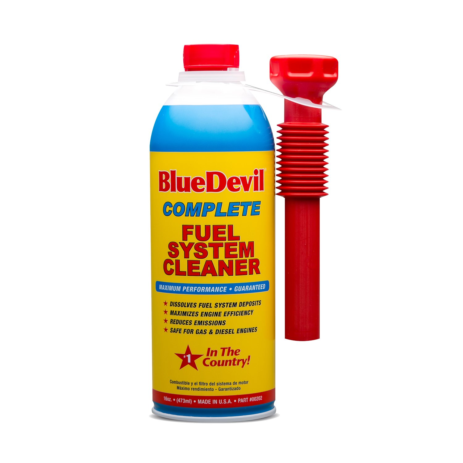 BlueDevil  Fuel System Cleaner - 16 Ounce (00202)