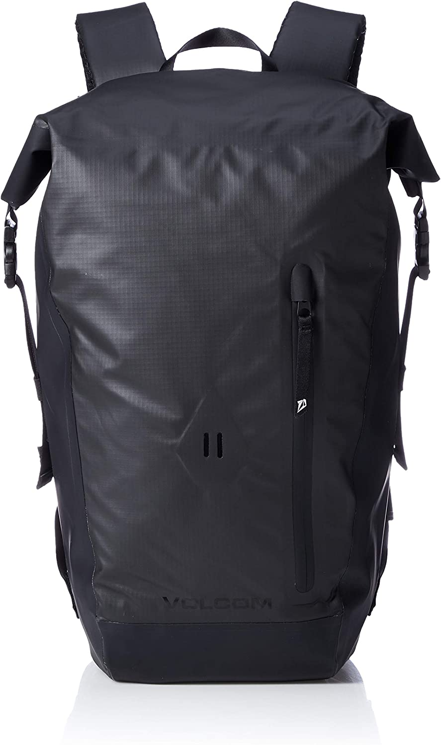 Volcom Men's Mod Tech Keep Dry Cooler Backpack, black, One Size Fits All