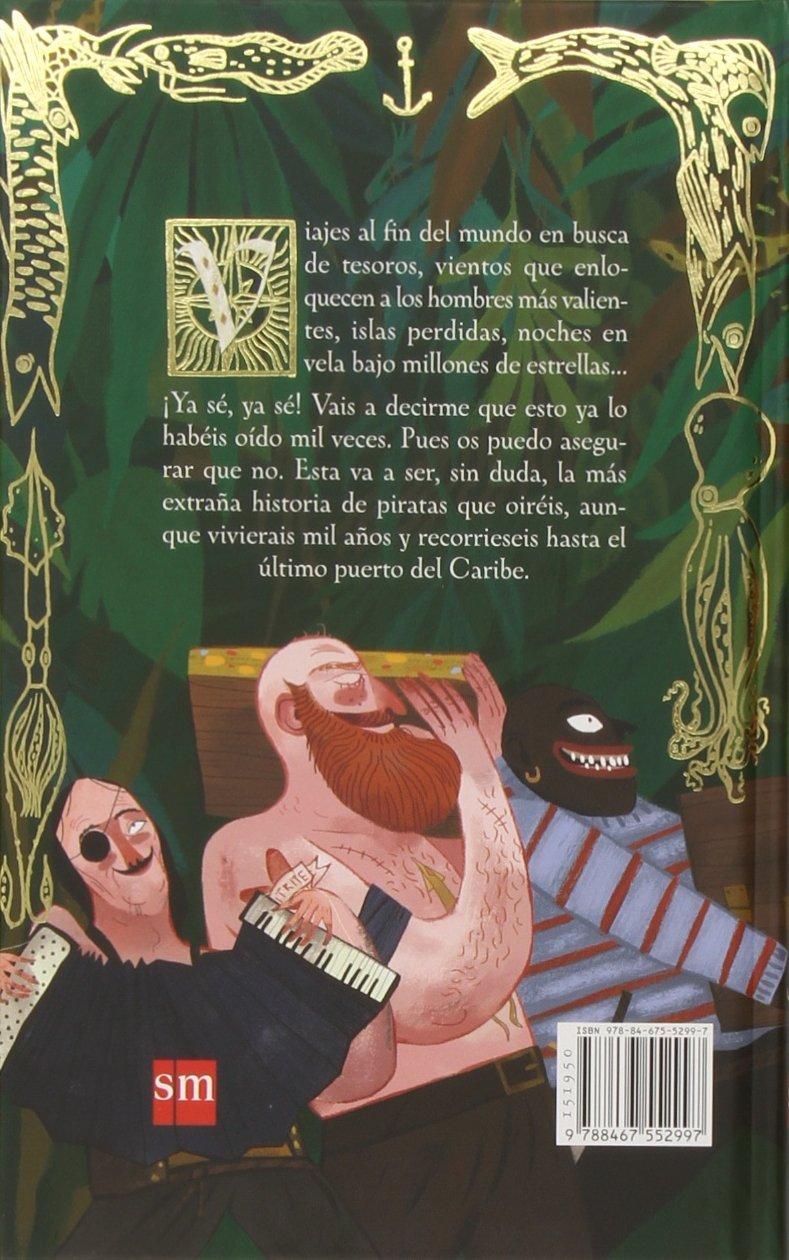 El Tesoro De Barracuda (Barco de Vapor Naranja): Amazon.es: Llanos Campos  Martínez, Júlia Sardà: Libros