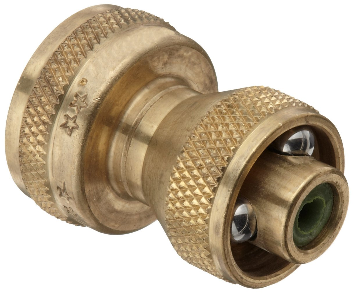 Dixon AAPN75GHT Brass Adjust A Power Nozzle, 3/4'' GHT, 100 psi Pressure