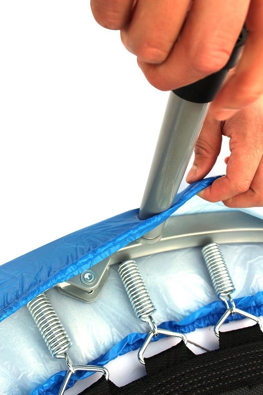 Sports God Indoor Foldable Trampoline for Age 8+ Fitness Trampoline for Adult