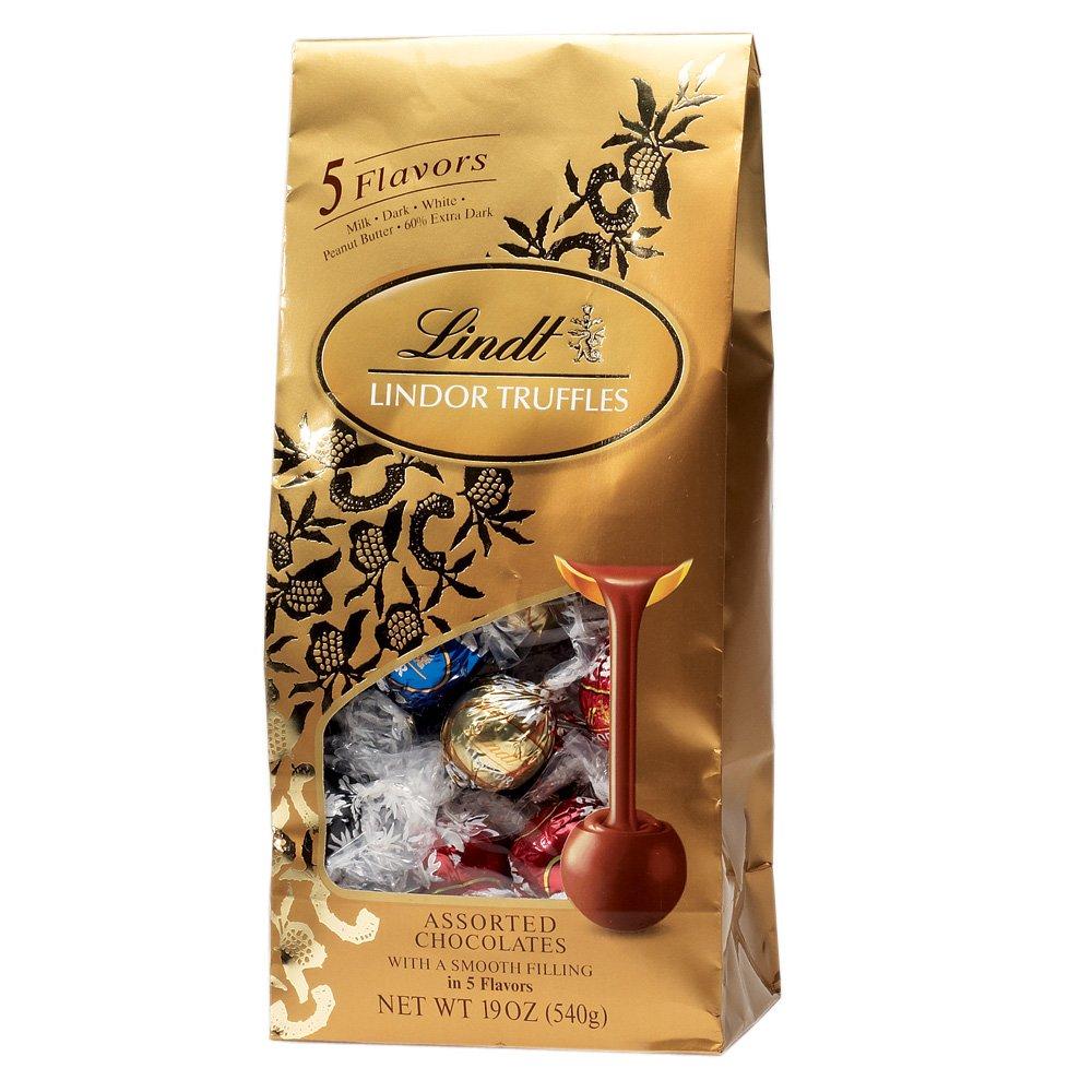 Amazon.com : Lindt Chocolate Lindor Truffles Ultimate Assortment ...