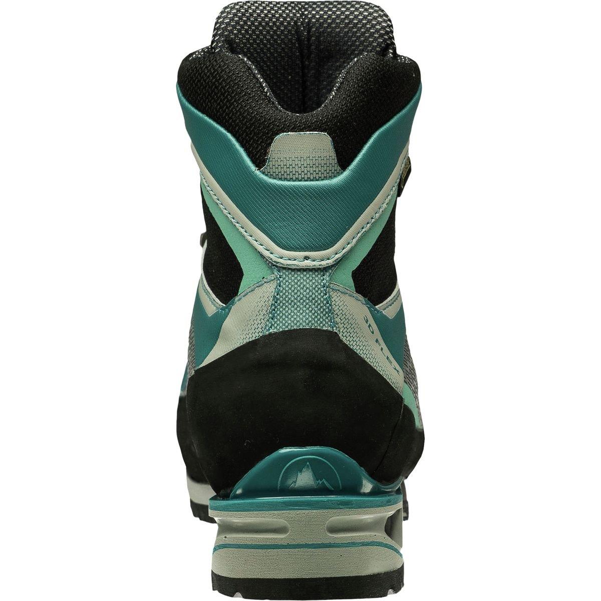 La Sportiva Trango Tower GTX Mountaineering Boot - Women's B01K7VQ2QC Medium / 40.5 M EU / 9 B(M) US|Emerald