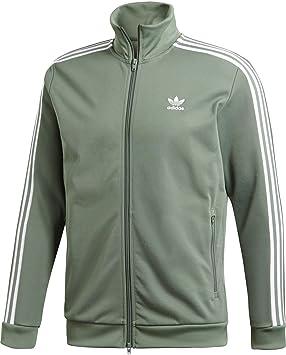 more photos b0ecf 00e0d adidas Beckenbauer TT - Chaqueta, Hombre, Verde(VERTRA)