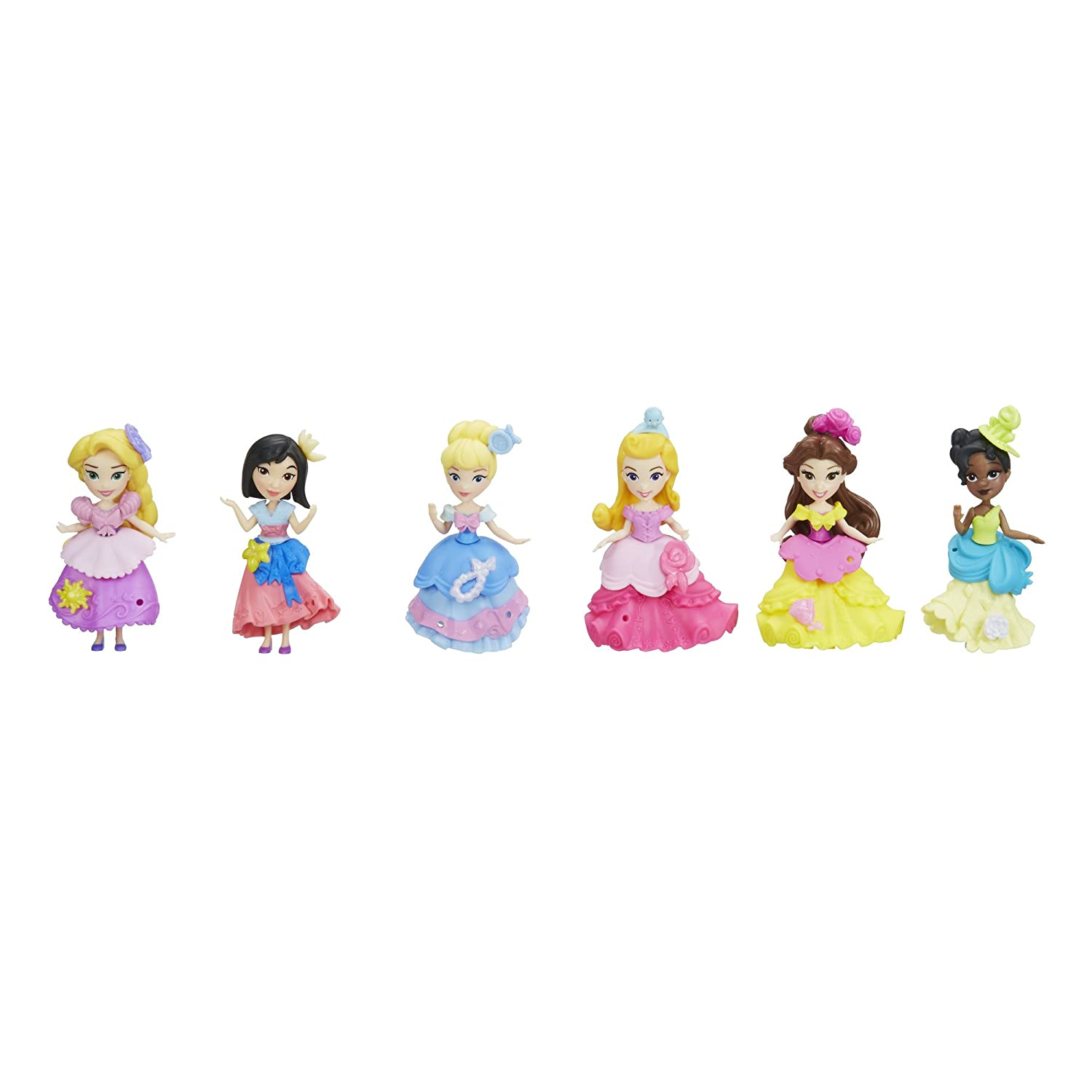 Disney Princess Collection Pack Dolls and Accessories Hasbro E0113