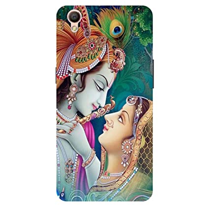 purchase cheap a1efe f172d Artage Oppo A37f, Oppo A37 Back Cover Case of Radha: Amazon.in ...