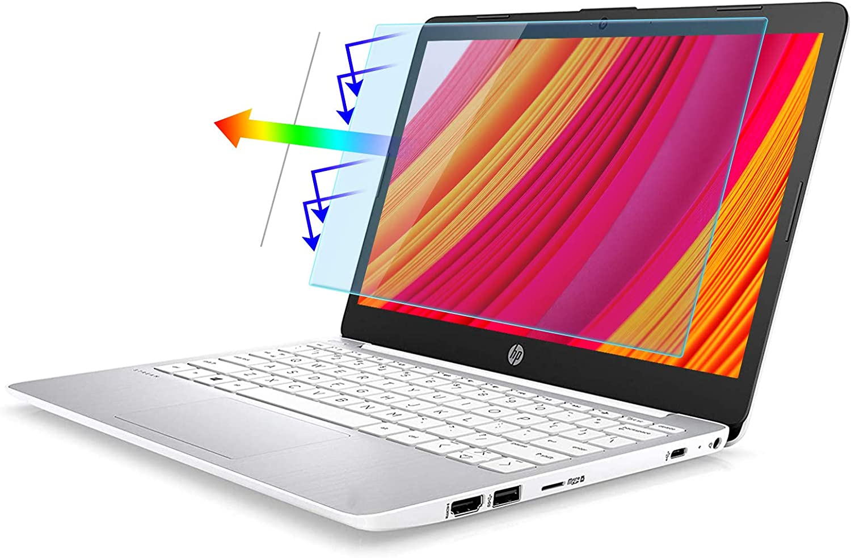 2 Pack 13.3 Inch Blue Light Screen Protector for Dell Inspiron 13/ ASUS Zenbook 13.3 & Chromebook/HP Envy 13.3 & Spectre x360 13.3/ Lenovo Yoga 13.3