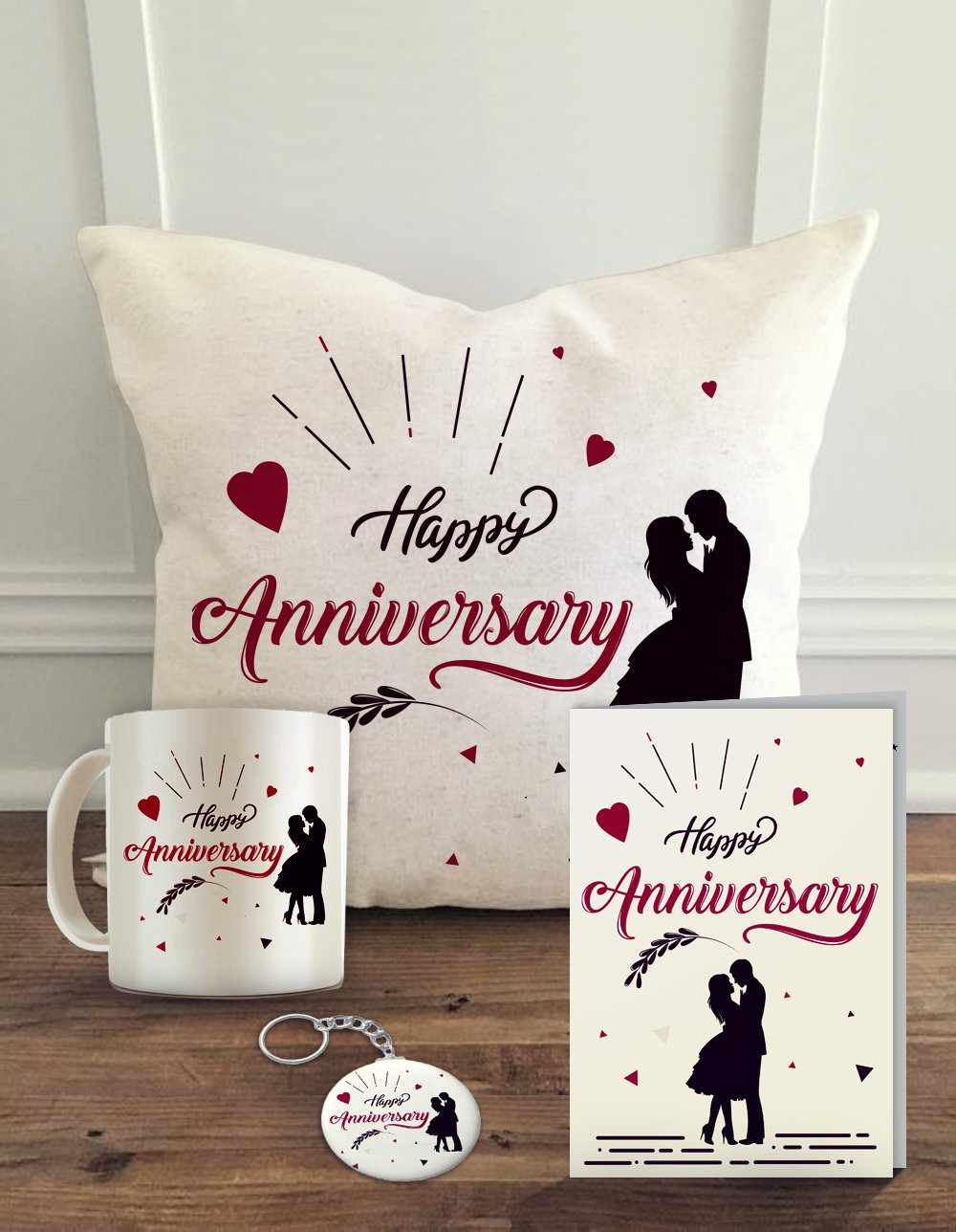 ALDIVO® Gift for Happy for Anniversary | Combo Pack (12