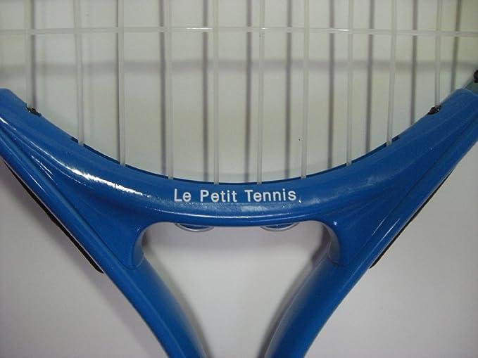 Amazon.com: Le Petit Tennis Racquet 19 Inches (Ages 5 to 6 ...
