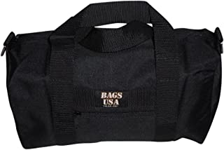 product image for BAGS USA Duffle Bag or Gym Bag with Front Pocket,Made in U.S.A.