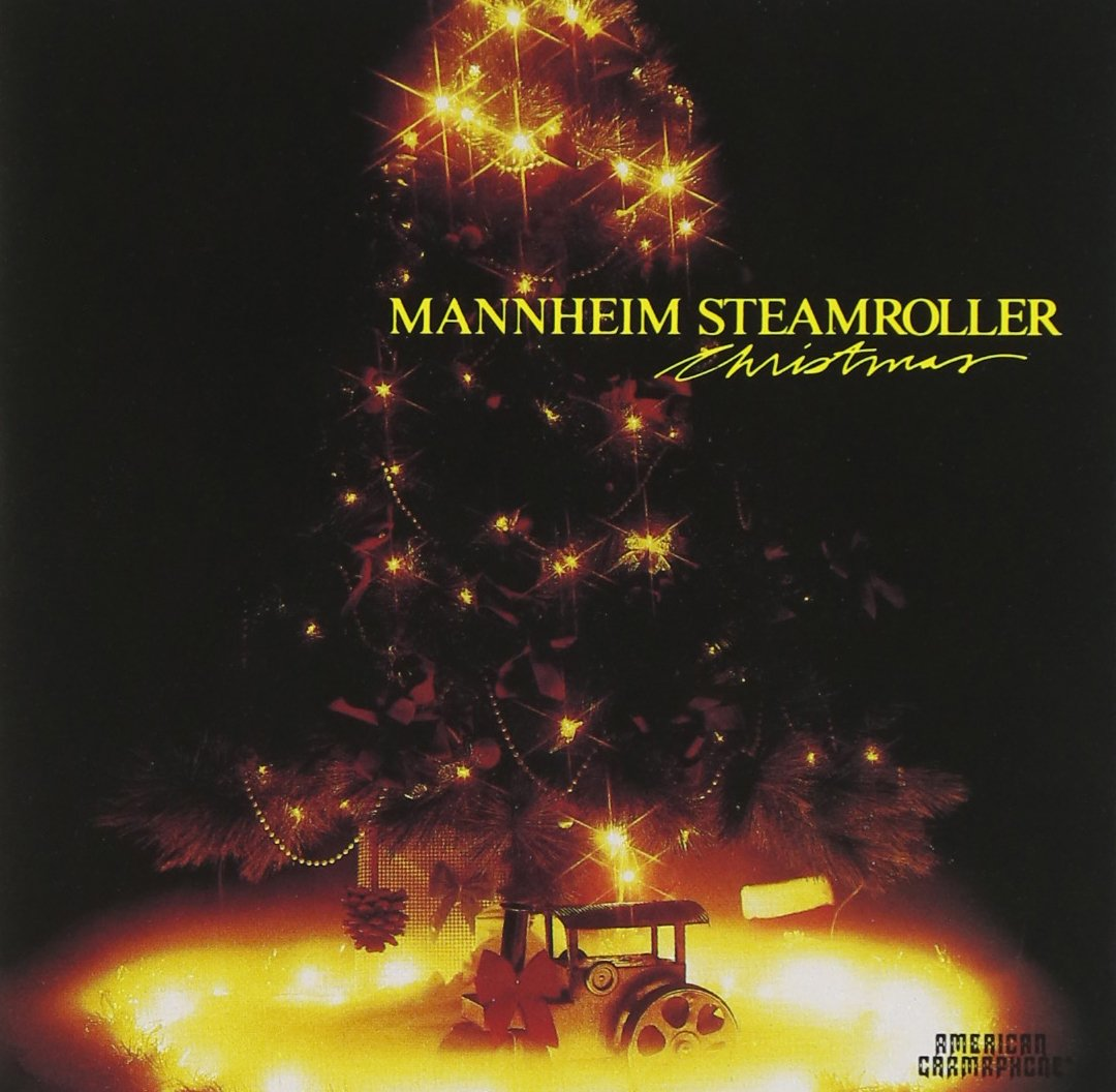 Christmas by Mannheim Steamroller