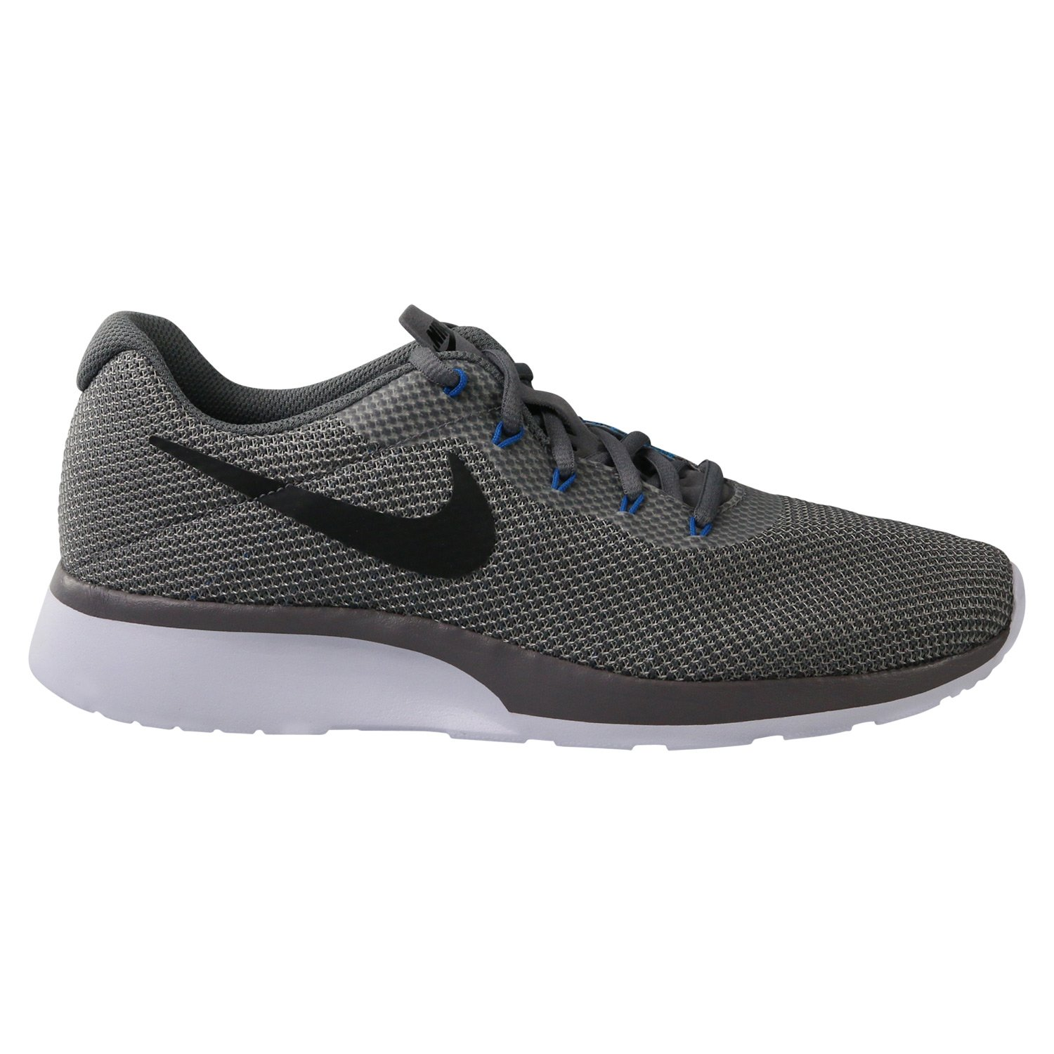 79c9004d51b4 Galleon - Nike Mens Tanjun Racer Gunsmoke Black-Atmosphere Grey 921669-006  (8 D(M) US)