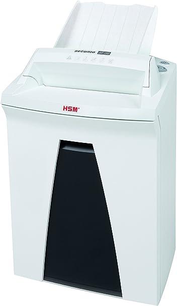 Comprar HSM SECURIO AF150 - Destructora de documentos, nivel de seguridad 5, 7 hojas (corte de partícula)