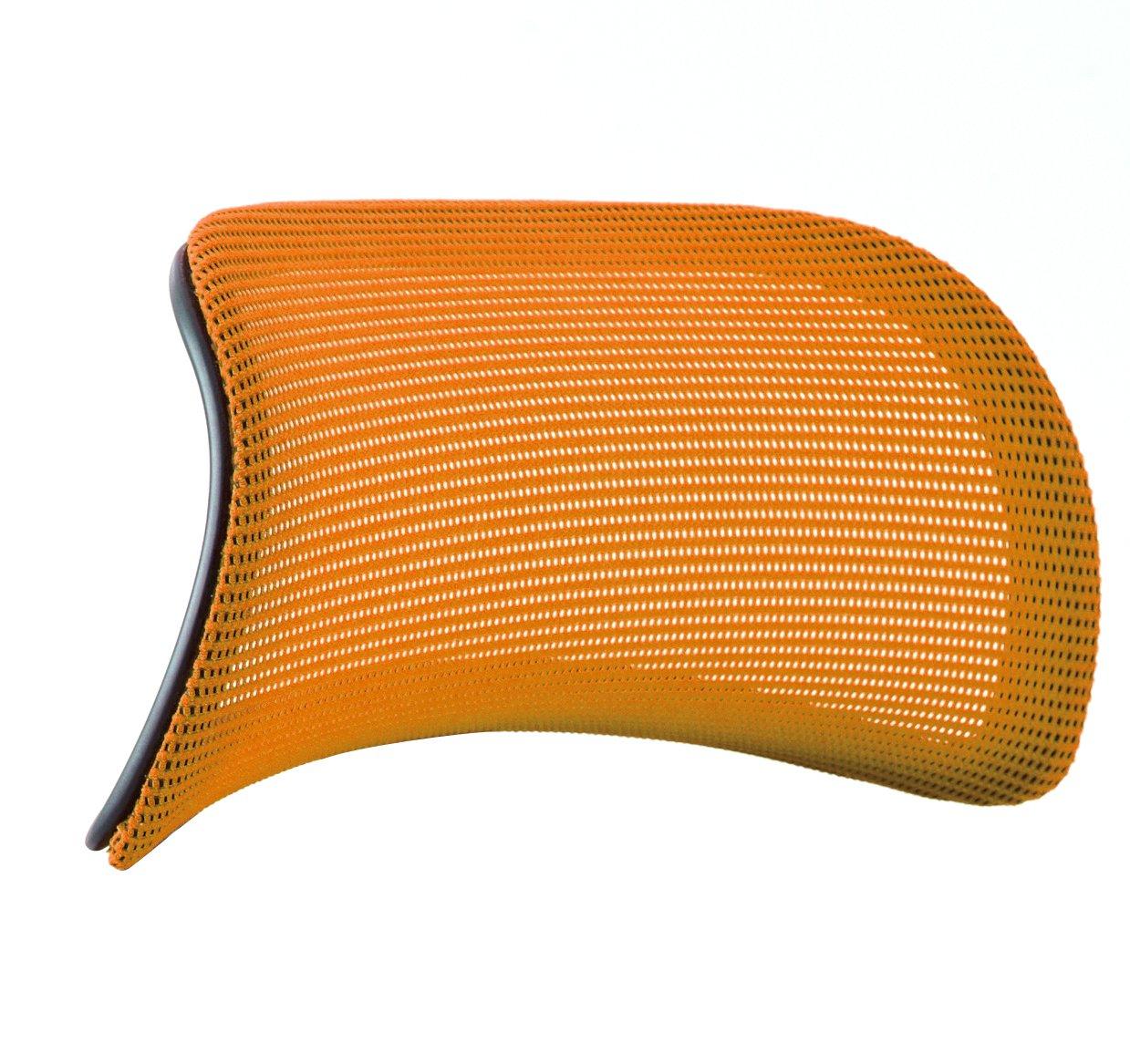 オカムラ オプションパーツ 大型ヘッドレスト コンテッサ専用 オレンジ CM501B-FBC8 B00GMAW38O Parent オレンジ