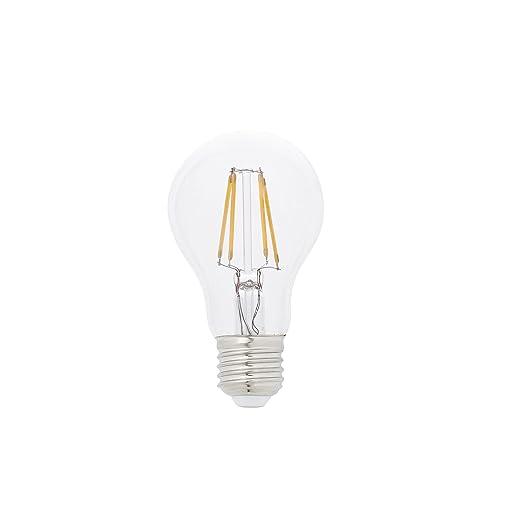 Faro Barcelona E27 LED 17420 - Bombilla (bombilla incluida) LED, 4W, cristal