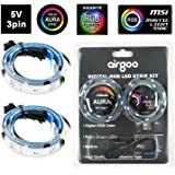Incredible Amazon Com Satechi Computer Rgb Led Light Strip With Remote Control Wiring Digital Resources Funiwoestevosnl