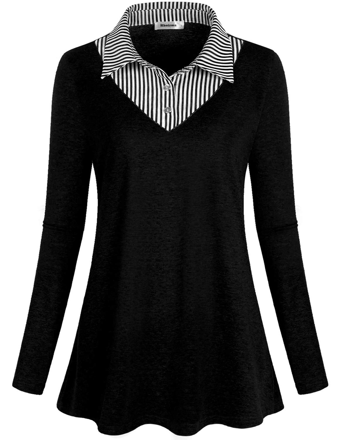 Rhoizma Business Casual Clothes For Women Juniors Work Blouses