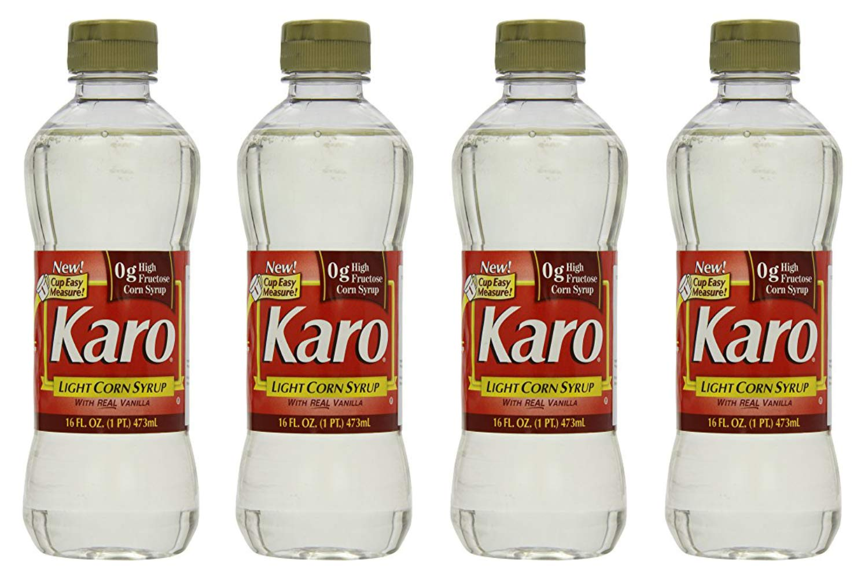 Karo Light Corn Syrup, 16 fl oz (2 Pack)