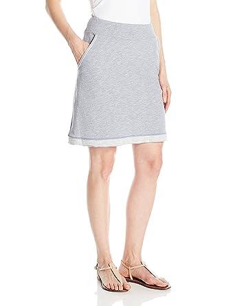 Columbia Falda de mujer fš¢cil de llevar, Bluebell, grande: Amazon ...