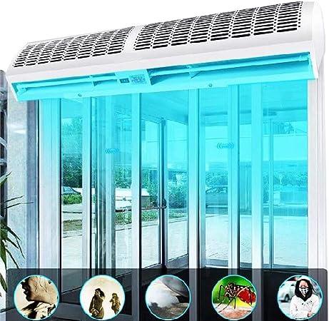 Air Curtain Ling AI DA MAI Ventilador/Aire Acondicionado montado ...