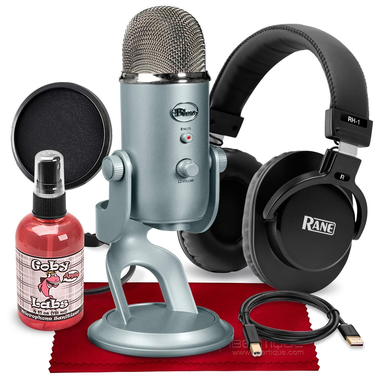 Microfono USB Blue Yeti