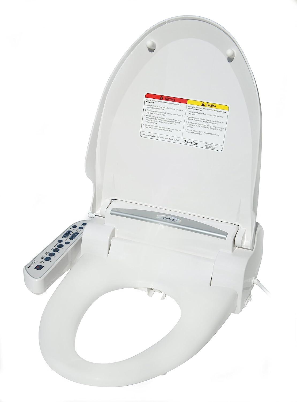 Spt Sb 2036l Magic Clean Bidet With Dryer Elongated Plumbing Fixture Repair Supplies Amazon Com