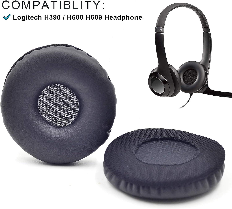 mousse pour casque audio logitech h600