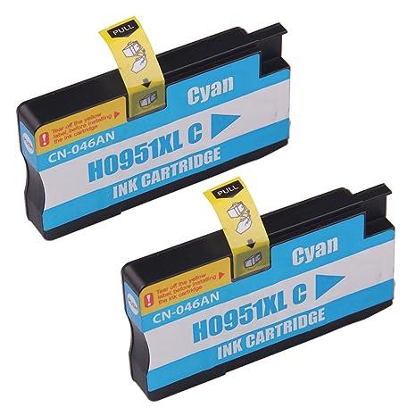 Amazon.com: HP 950 X L/951 X L (Negro/Cian/Magenta/Amarillo ...