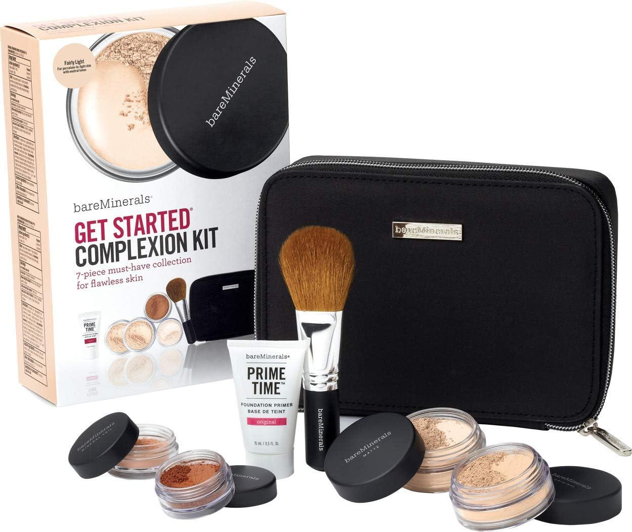 Bareminerals- Estuche de maquillaje get started medium beige: Amazon.es: Belleza