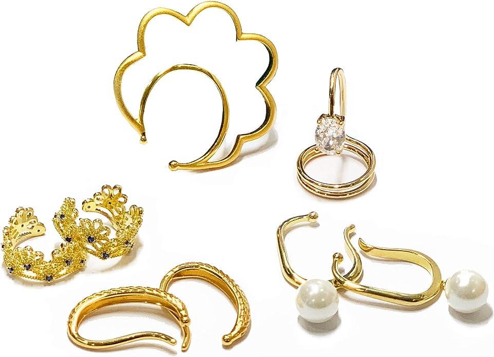 Amazon.com: Celtic Ear Cuff - Infinity Knot Earrings