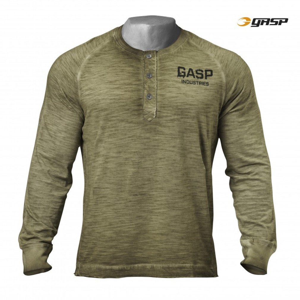 GASP L/S The 27th L/S GASP Military Olive d1c016