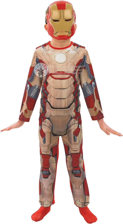 Disfraz de Iron Man 3 para Niño en varias tallas: Amazon.es ...