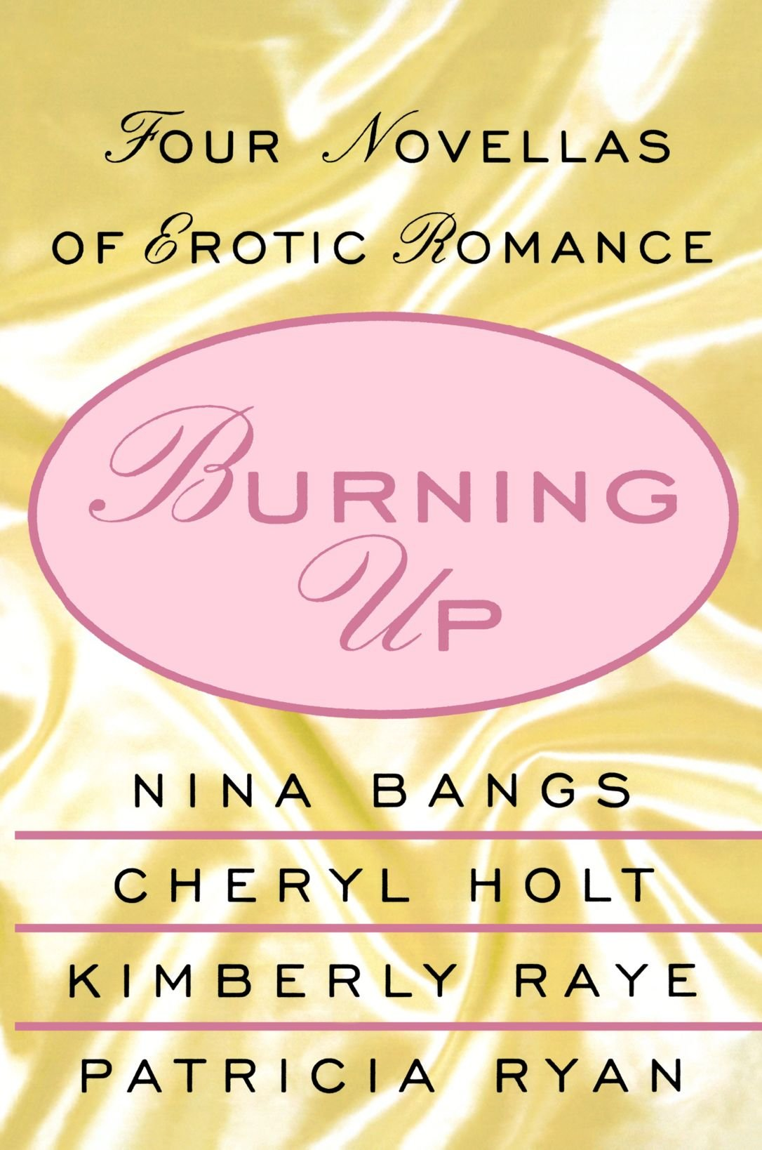 Read Online Burning Up: Tales of Erotic Romance ebook