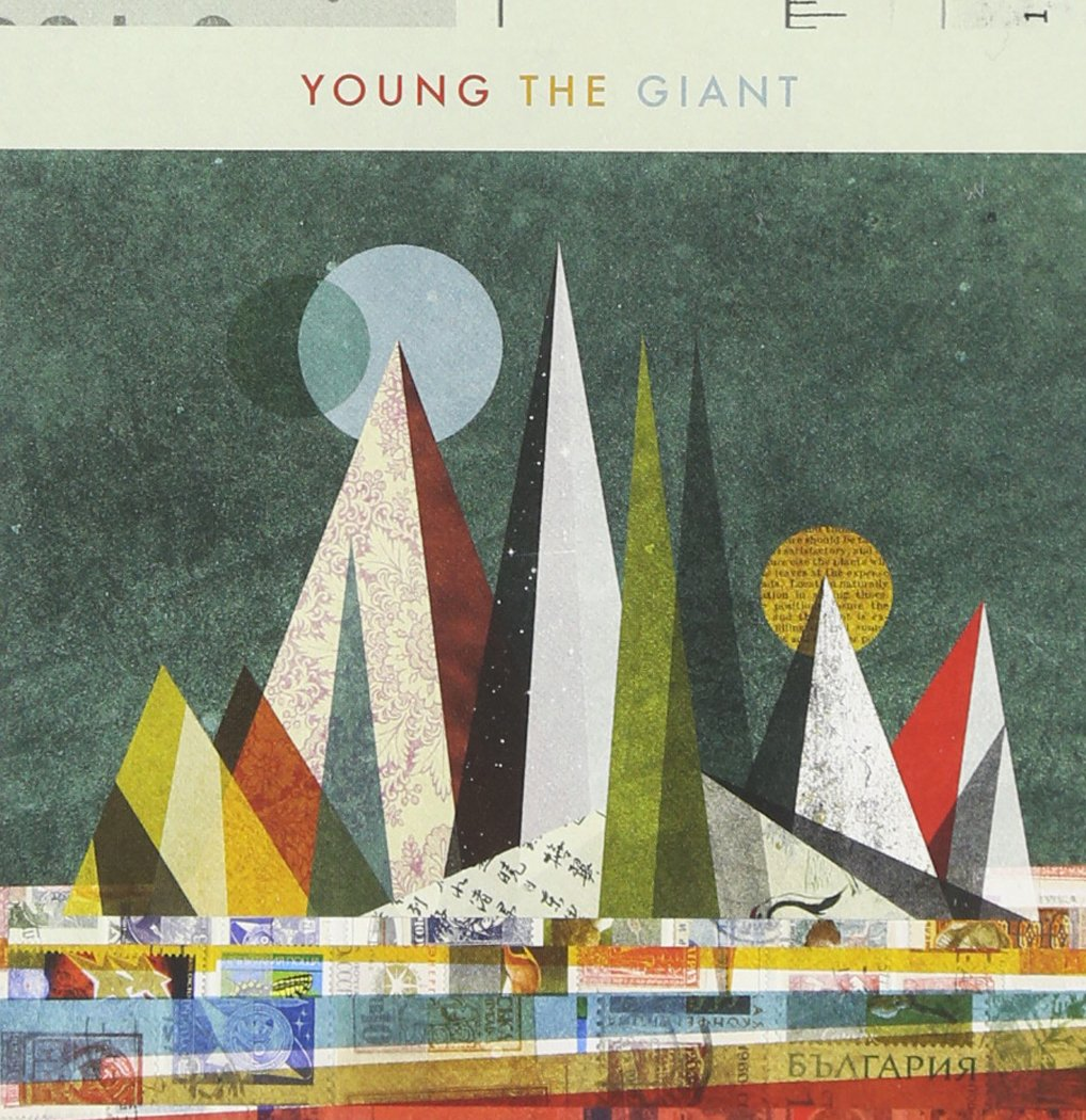 CD : Young the Giant - Young the Giant (CD)