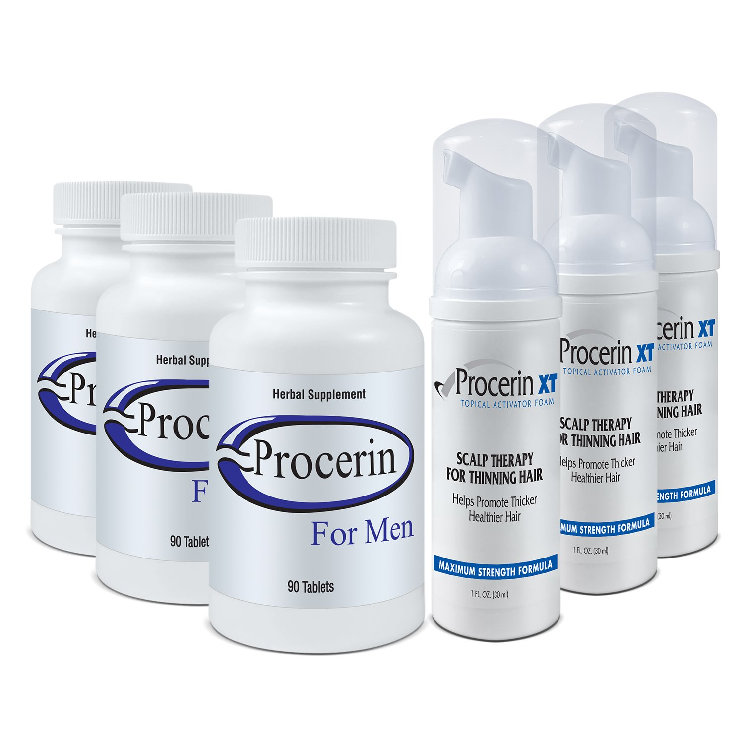 Procerin Combo Pack - 3 Month Supply by Procerin (Image #1)
