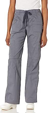 Dickies Womens GenFlex Cargo Scrubs Pant Medical Scrubs Pants